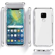 Rugged Schutzhülle für Huawei Mate 20 Hülle Kantenschutz Case