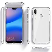Rugged Schutzhülle für Huawei P20 Hülle Kantenschutz Case