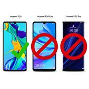 Rugged Schutzhülle für Huawei P30 Hülle Kantenschutz Case