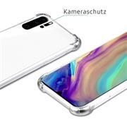 Rugged Schutzhülle für Huawei P30 Pro Hülle Kantenschutz Case
