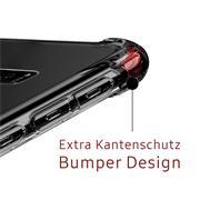 Anti Shock Hülle für Huawei P30 Pro Schutzhülle mit verstärkten Ecken Transparent Case