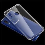 Rugged Schutzhülle für Samsung Galaxy A20e Hülle Kantenschutz Case
