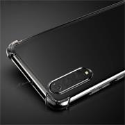 Rugged Schutzhülle für Samsung Galaxy A50 Hülle Kantenschutz Case