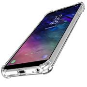 Rugged Schutzhülle für Samsung Galaxy A6 (2018) Hülle Kantenschutz Case