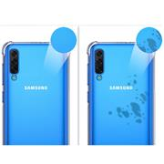 Rugged Schutzhülle für Samsung Galaxy A70 Hülle Kantenschutz Case