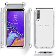 Rugged Schutzhülle für Samsung Galaxy A7 2018 Hülle Kantenschutz Case