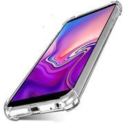 Rugged Schutzhülle für Samsung Galaxy J6 Plus Hülle Kantenschutz Case