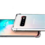 Rugged Schutzhülle für Samsung Galaxy S10 Hülle Kantenschutz Case