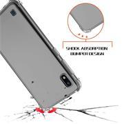 Anti Shock Hülle für Samsung Galaxy A10 Schutzhülle mit verstärkten Ecken Transparent Case