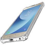 Anti Shock Hülle für Samsung Galaxy J7 2017 Schutzhülle mit verstärkten Ecken Transparent Case