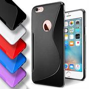 Handy Hülle für Apple iPhone 6 / 6S Backcover Silikon Case
