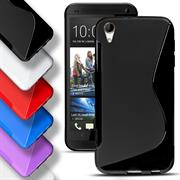 Handy Hülle für HTC Desire Eye Backcover Silikon Case