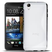 Handy Hülle für HTC Desire 728G Backcover Silikon Case