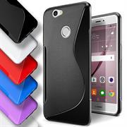 Handy Hülle für Huawei Nova Backcover Silikon Case