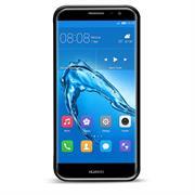 Silikon Hülle für Huawei Y6 II 2 Case Handy Case Cover Tasche mit seitlichem Grip