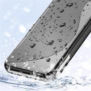 Silikon Hülle für LG G6 Case elastisches Handy Cover Tasche mit seitlichem Grip