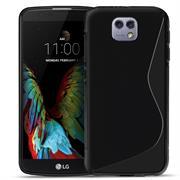 Handy Hülle für LG X Cam Backcover Silikon Case