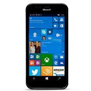 Silikon Hülle für Microsoft Lumia 650 Case Handy Case Cover Tasche mit seitlichem Grip