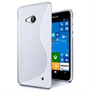Handy Hülle für Microsoft Lumia 640 XL Backcover Silikon Case