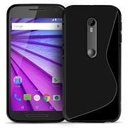 Handy Hülle für Motorola Moto G 3. Gen Backcover Silikon Case