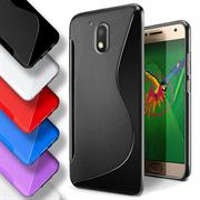 Handy Hülle für Motorola Moto G4 / G4 Plus Backcover Silikon Case