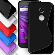 Handy Hülle für Motorola Moto X 2. Gen Backcover Silikon Case