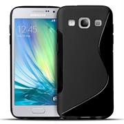 Handy Hülle für Samsung Galaxy A3 2015 Backcover Silikon Case