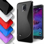 Handy Hülle für Samsung Galaxy Note Edge Backcover Silikon Case