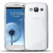 Handy Hülle für Samsung Galaxy S3 / S3 Neo Backcover Silikon Case