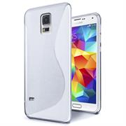 Handy Hülle für Samsung Galaxy S5 Mini Backcover Silikon Case