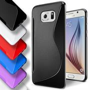 Handy Hülle für Samsung Galaxy S6 Edge Plus Backcover Silikon Case