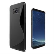 Handy Hülle für Samsung Galaxy S8 Plus Backcover Silikon Case