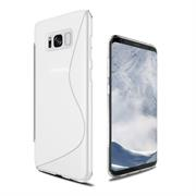 Handy Hülle für Samsung Galaxy S8 Backcover Silikon Case
