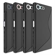 Handy Hülle für Sony Xperia Z3 Compact Backcover Silikon Case