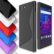 Handy Hülle für Sony Xperia X Compact Backcover Silikon Case