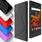 Handy Hülle für Sony Xperia XZ Backcover Silikon Case