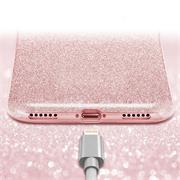 Handy Case für Apple iPhone 11 Pro Max Hülle Glitzer Cover TPU Schutzhülle