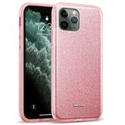 Handy Case für Apple iPhone 11 Pro Hülle Glitzer Cover TPU Schutzhülle