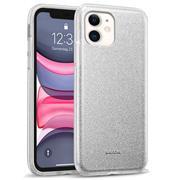 Handy Case für Apple iPhone 11 Hülle Glitzer Cover TPU Schutzhülle