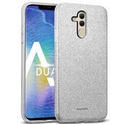 Handy Case für Huawei Mate 20 Lite Hülle Glitzer Cover TPU Schutzhülle