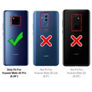 Handy Case für Huawei Mate 20 Pro Hülle Glitzer Cover TPU Schutzhülle