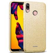Handy Case für Huawei P20 Lite Hülle Glitzer Cover TPU Schutzhülle