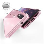 Handy Case für Huawei P20 Hülle Glitzer Cover TPU Schutzhülle
