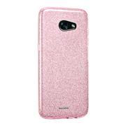 Glitzer Silikon Schutz Hülle für Samsung Galaxy A5 2017 Handy Case