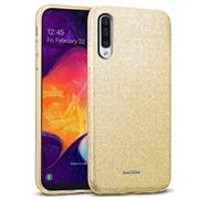 Glitzer Silikon Schutz Hülle für Samsung Galaxy A50 Handy Case