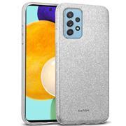 Handy Case für Samsung Galaxy A72 Hülle Glitzer Cover TPU Schutzhülle