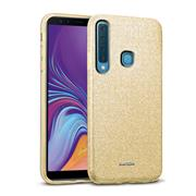 Handy Case für Samsung Galaxy A9 2018 Hülle Glitzer Cover TPU Schutzhülle