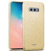 Handy Case für Samsung Galaxy S10e Hülle Glitzer Cover TPU Schutzhülle