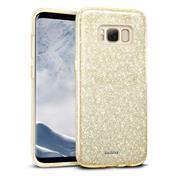 Handy Case für Samsung Galaxy S8 Hülle Glitzer Cover TPU Schutzhülle