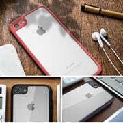 Bumper Hülle für Apple iPhone 7 Plus / 8 Plus Case Acryl Backcover